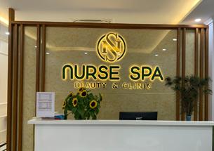 Thumb lắp đặt nội thất cho Nurse Spa Beauty Clinic Long Biên