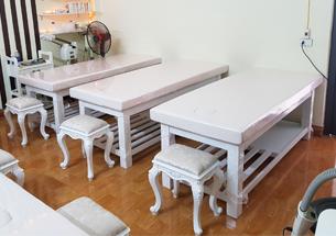 Thumb lắp đặt nội thất spa cho Tân Nguyệt Spa ở Bắc Giang