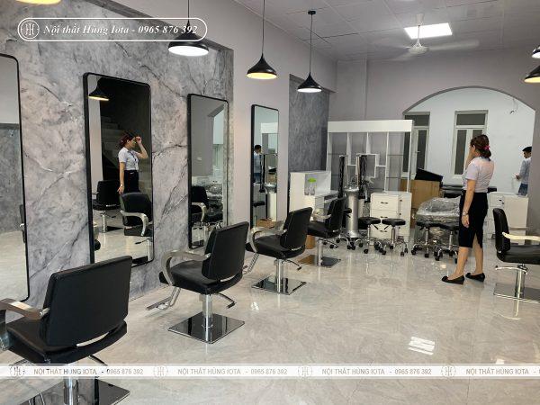 Salon tóc Mochi Màu đen ở khu đô thi Geleximco Lê Trọng Tấn, Hà Đông