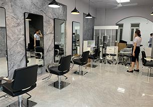 Thumb lắp đặt nội thất salon tóc Mochi ở Khu đô thị Geleximco Lê Trọng Tấn, Hà Đông