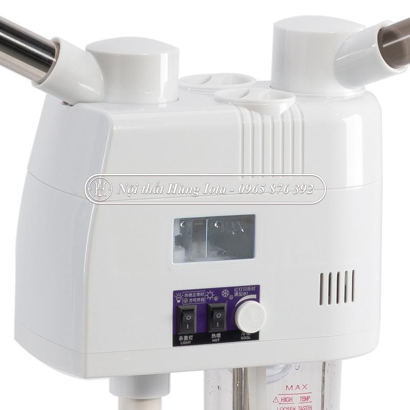 Chi tiết máy xông mặt Todom 2 cần nóng lạnh giá rẻ
