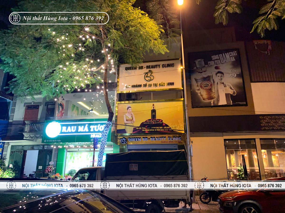 Thẩm mỹ viện Queen BB Clinic ở Bắc Ninh đẹp giá rẻ