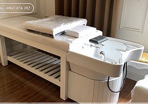 Thumb giường spa 2 in 1 hay giường gội đầu dưỡng sinh làm massage