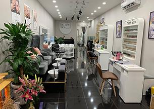 Thumb lắp đặt nội thất spa cho Beauty Box Bà Triệu