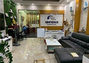 Thumb lắp đặt nội thất thẩm mỹ viện Hà Chi