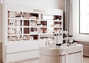 Thumb tủ spa đẹp hay tủ đựng mỹ phẩm giá rẻ màu trắng