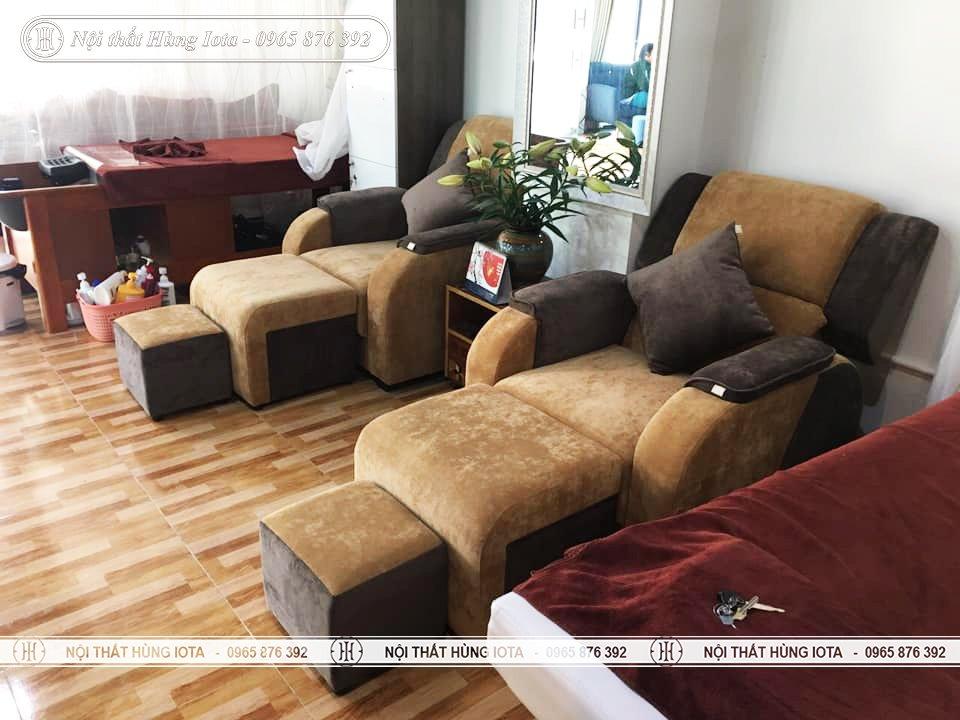 Ghế massage chân đẹp giá rẻ tại xưởng