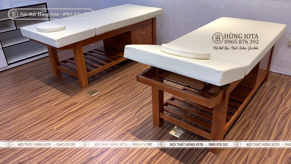 Giường spa cao cấp tại Hoàng Mai