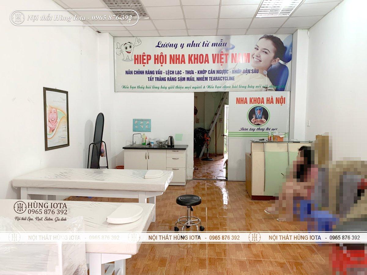 Lắp đặt giường spa tại Dương Nội, Hà Đông