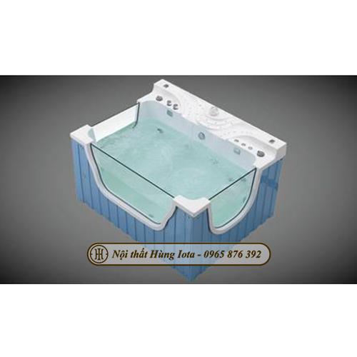 Bể bơi thủy liệu cho bé giá rẻ HIT-070N nhập khẩu