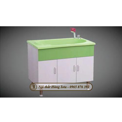 Bồn tắm tráng trẻ em nhỏ gọn giá rẻ HIT-PL16
