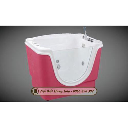 Bồn tắm massage thủy lực cho bé kích thước nhỏ gọn HIT-XT17
