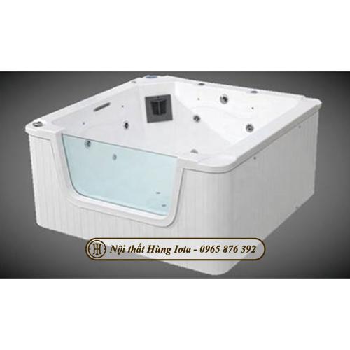 Bồn tắm massage thủy lực nhập khẩu chính hãng cho gia đình HIT-DB10