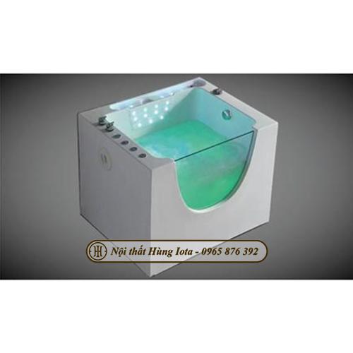 Bồn tắm mini cho bé an toàn tiện nghi chất lượng cao HIT-033B