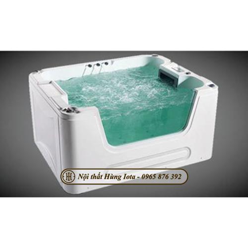 Bồn tắm massage kết hợp sục khí cho bé chất lượng cao cấp HIT-005
