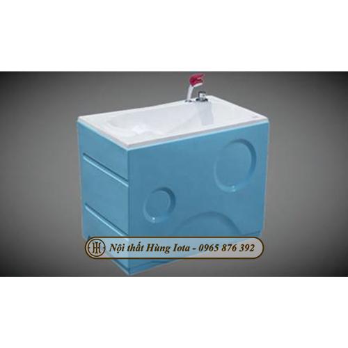 Bồn tắm thông minh cho bé hình chữ nhật thành cao HIT-PY18