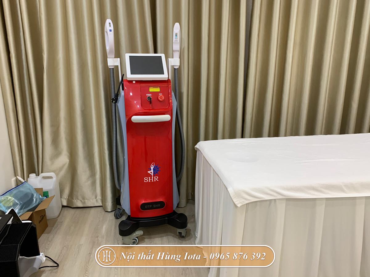 Lắp đặt máy Hifu trẻ hóa da cho Thẩm mỹ viện ở Đống Đa