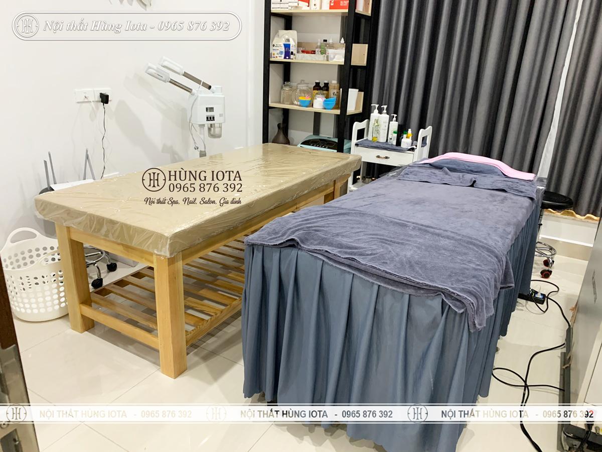 Phòng dịch vụ spa Hàn Quốc O&B Beauty