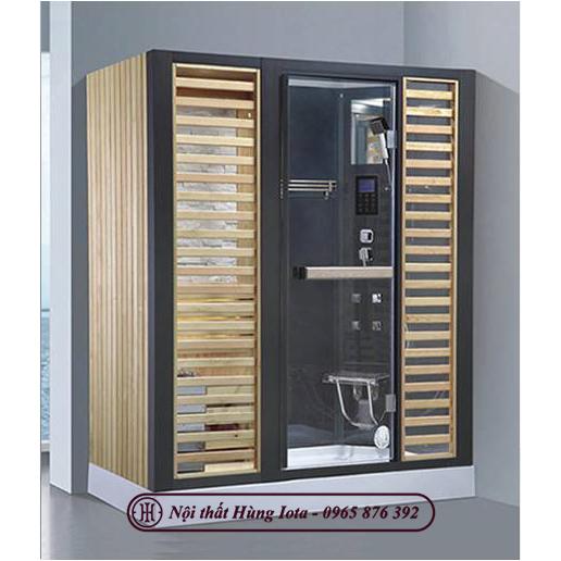 Phòng xông hơi khô kết hợp ướt đa tính năng HIP-D8878(L/R)