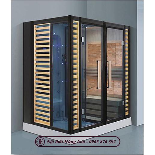 Phòng xông hơi khô kết hợp ướt giá rẻ nhập khẩu chính hãng HIP-D8880(L/R)