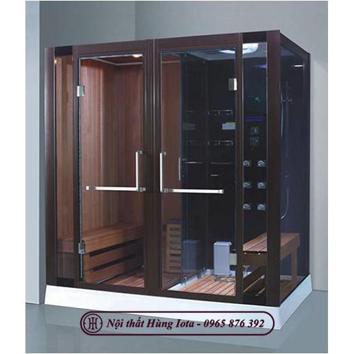 Phòng xông hơi 2 in 1 kết hợp khô và ướt HIP-8862(L/R)