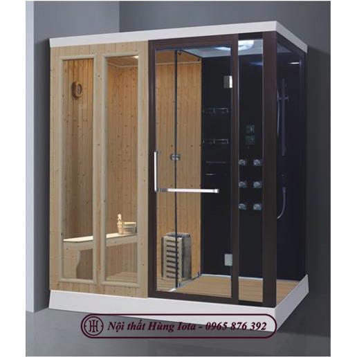 Phòng xông hơi khô kết hợp ướt cho spa và gia đình HIP-9013(L/R)