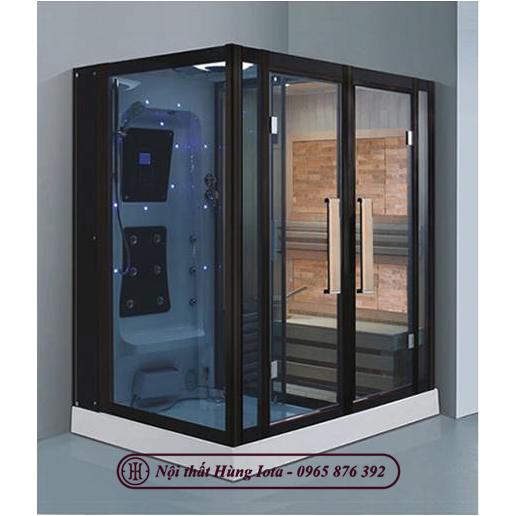 Phòng xông hơi khô ướt kết hợp cao cấp nhập khẩu HIP-D8872(L/R)