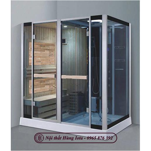 Phòng xông hơi khô ướt kết hợp nhập khẩu chính hãng HIP-D8873(L/R)