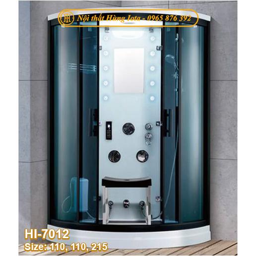 Phòng xông hơi ướt nhỏ 1 người HI-7012