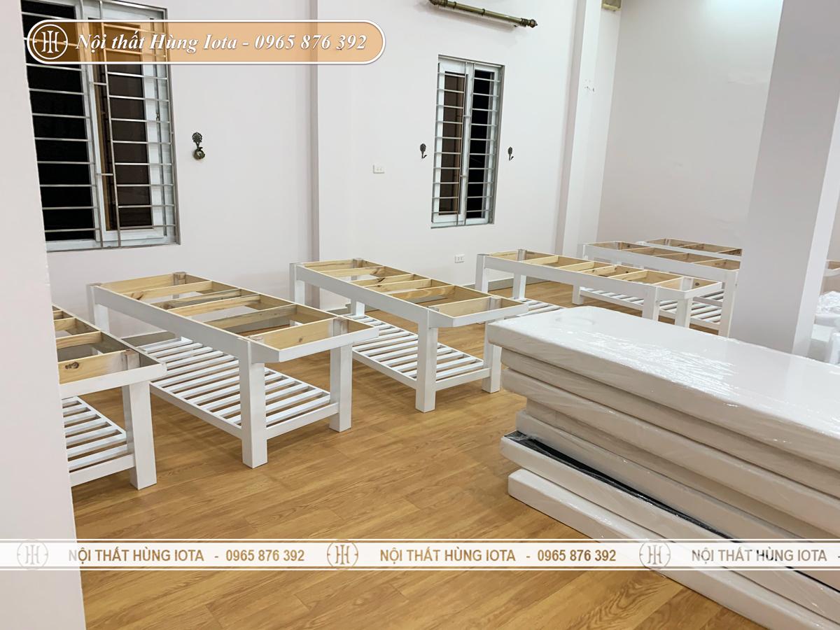 Setup nội thất thẩm mỹ viện ở Quảng Ninh trọn gói