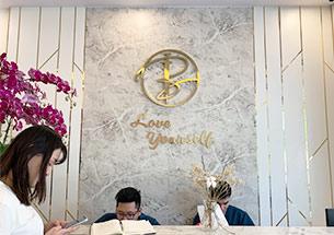 Thumb thiết kế nội thất spa Belleza ở Đống Đa, Hà Nội