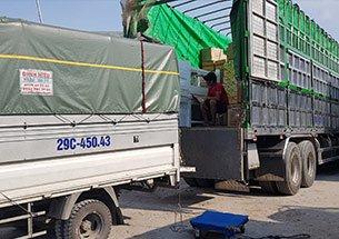 thumb vận chuyển giường gội về Sơn La