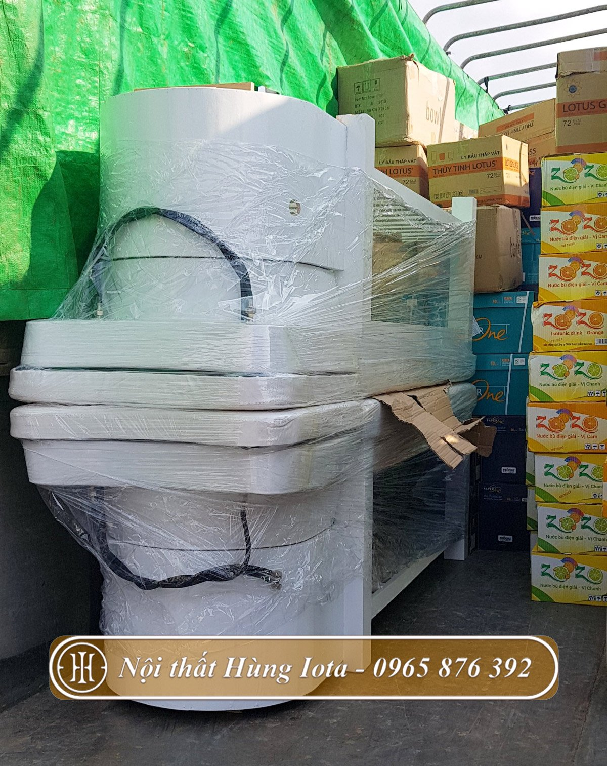 Giường gội spa tại Sơn La đẹp chất lượng
