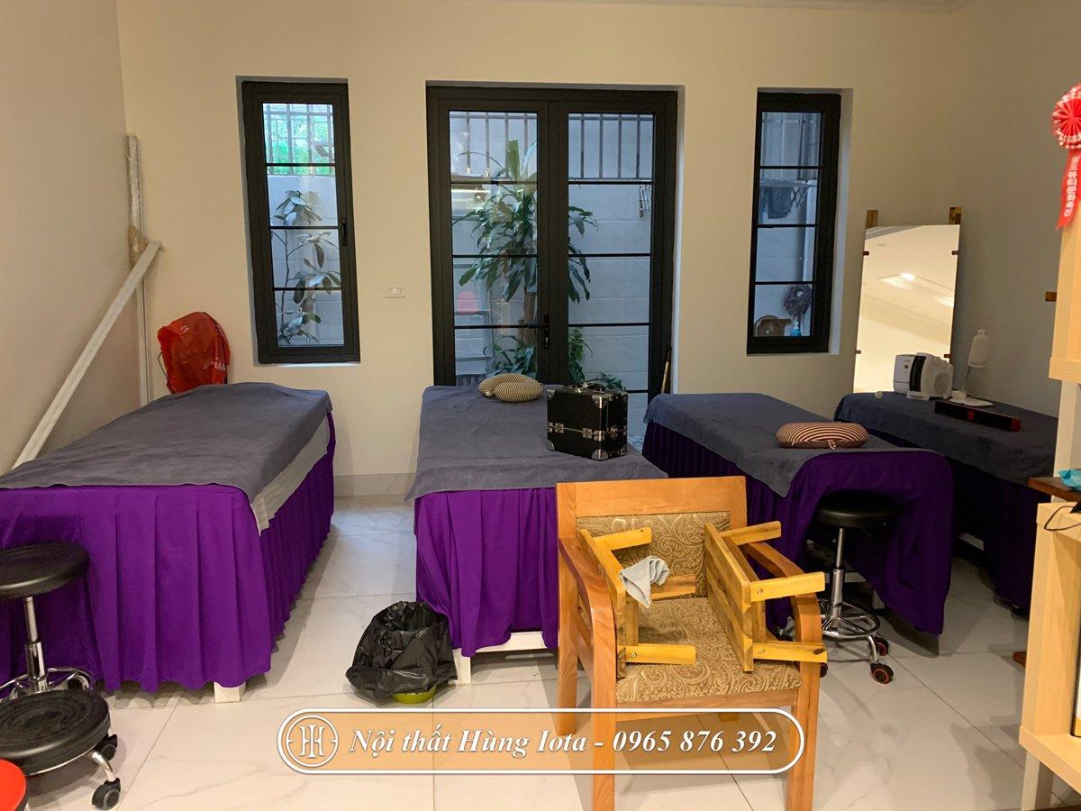 Giường massage đẹp chất lượng giá rẻ