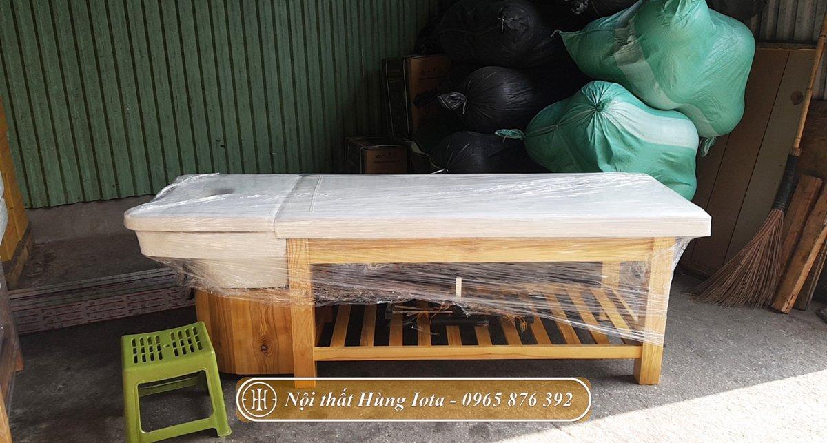 Giường spa ở Quảng Ninh chất lượng giá rẻ