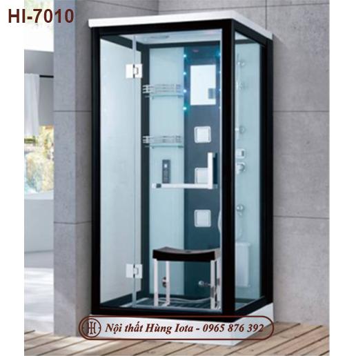 Phòng xông hơi ướt loại nhỏ nhập khẩu HI-7010