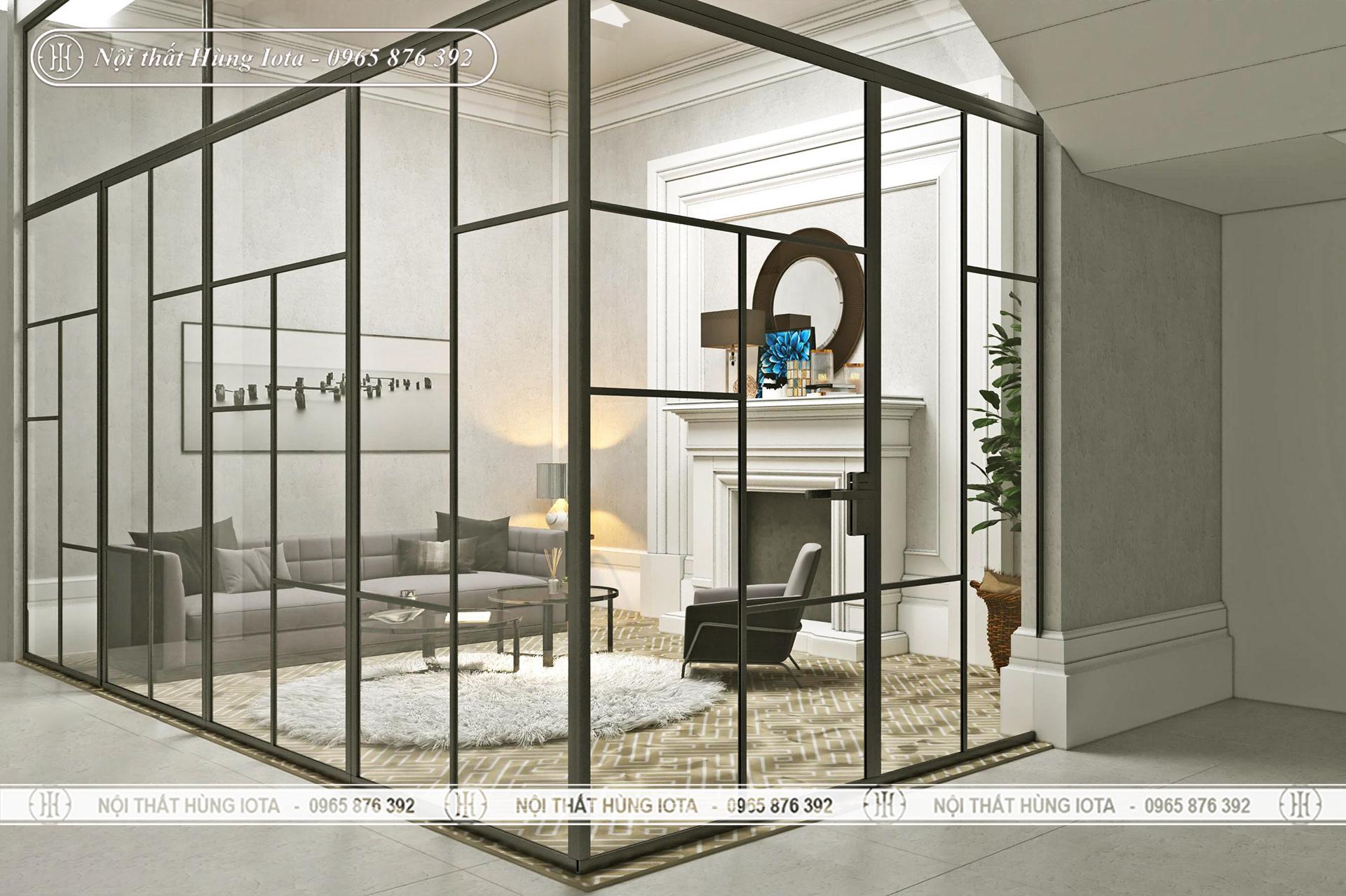 Spa đẹp, thiết kế phòng tư vấn khách hàng sang - chảnh