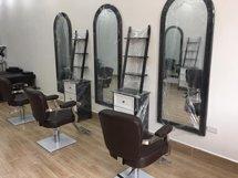 Gương vòm cắt tóc màu đen giá tốt chất lượng cao GCT44