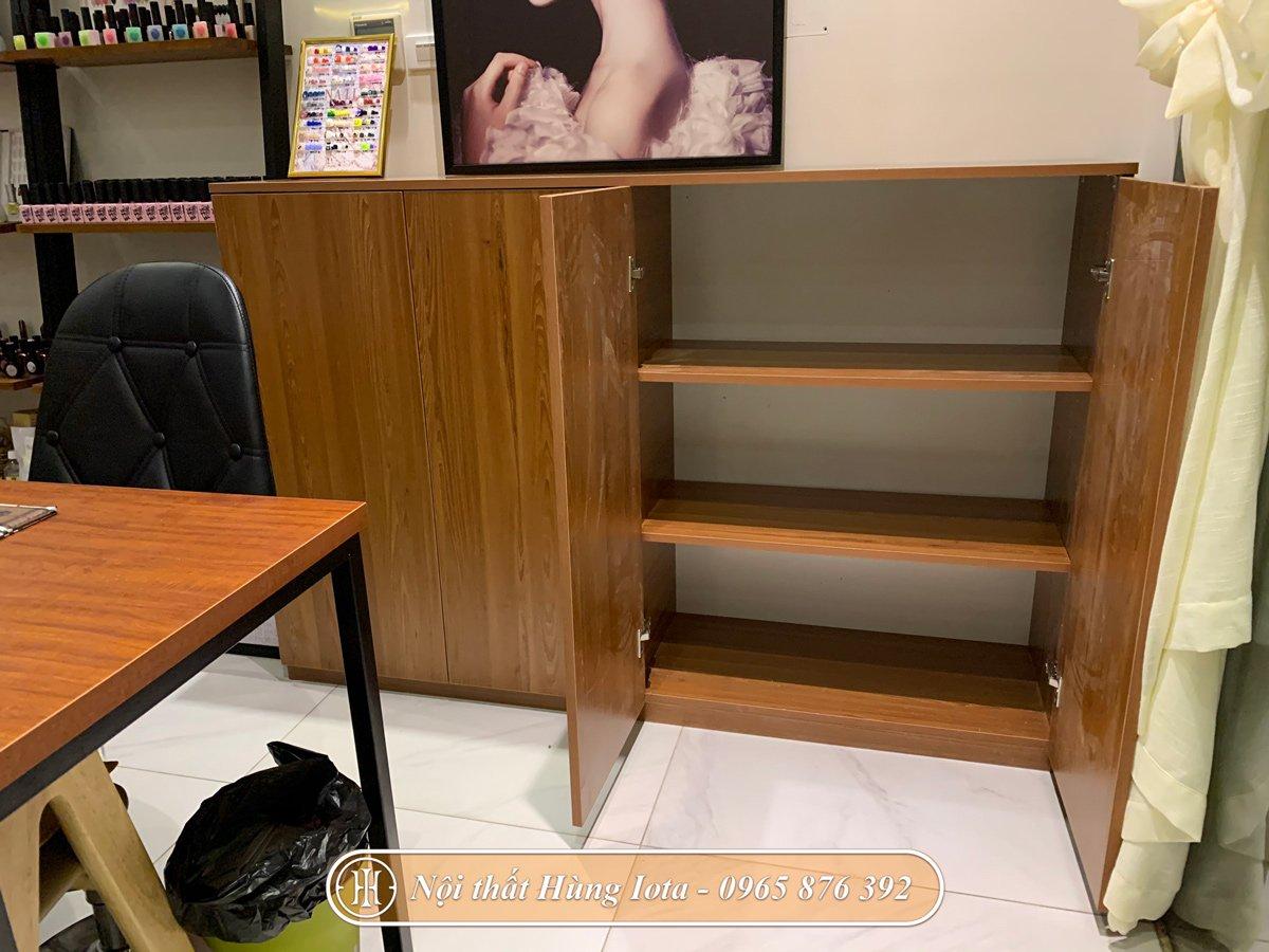 Tủ đựng đồ tại BBeauty&J spa Hàn Quốc