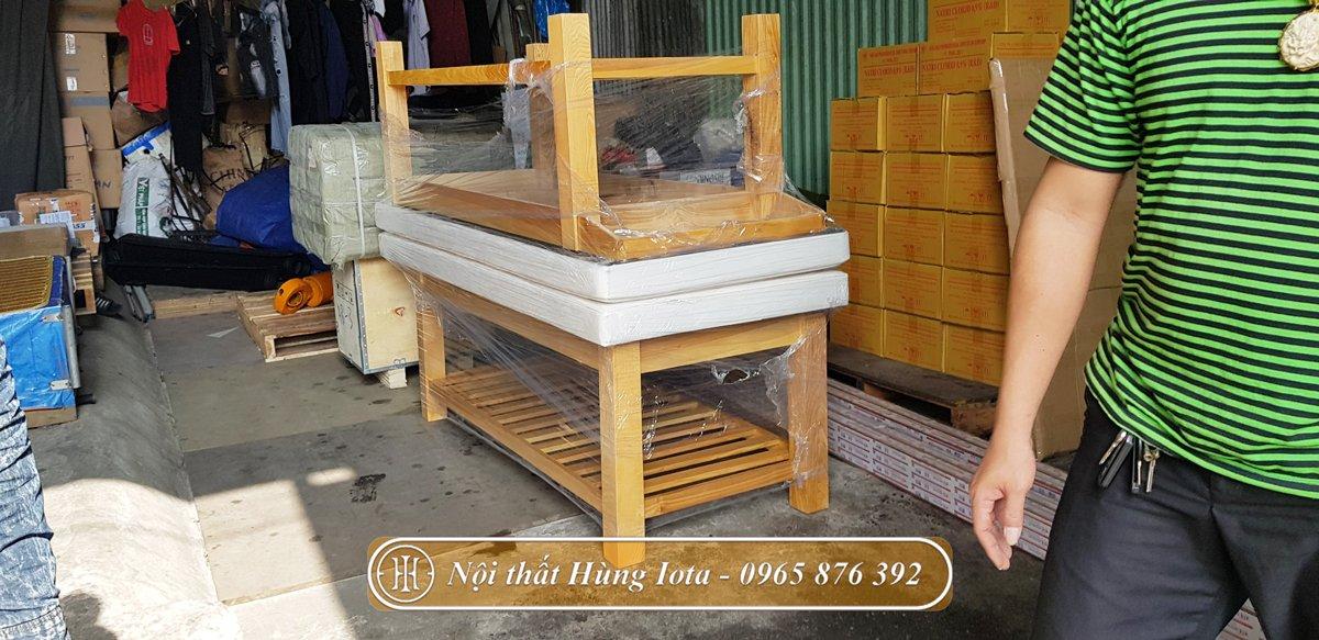 Vận chuyển giường spa đến Uông Bí, Quảng Ninh