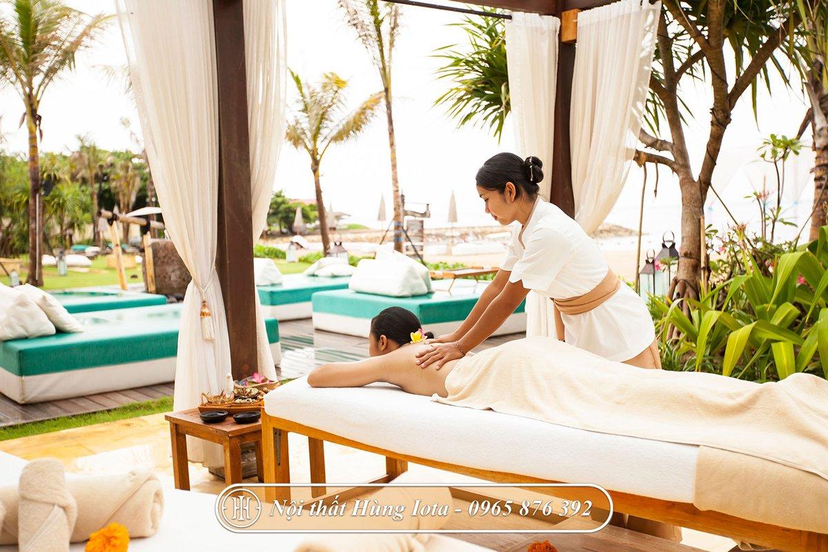 Nhận cung cấp giường massage các loại cho khách sạn