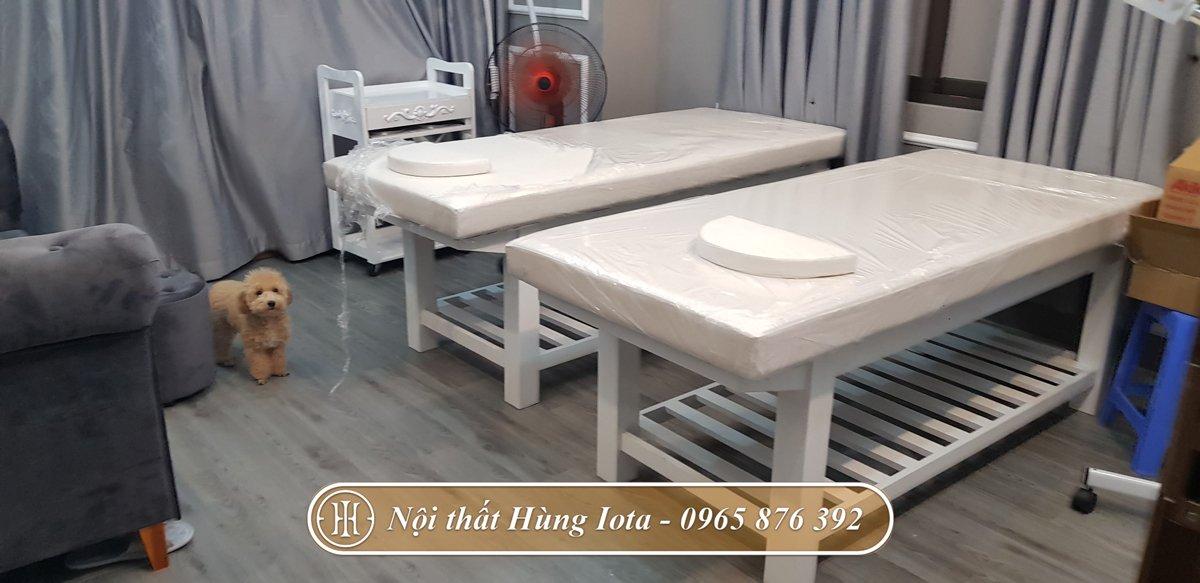 Setup spa trọn gói tại Bạch Mai giá rẻ