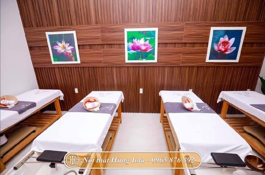 Thiết kế phòng spa từ A đến Z tại Điện Biên