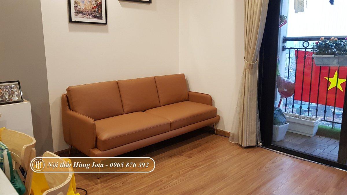 Thiết kế sofa chung cư trọn gói