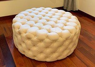 thumb đôn ghế sofa gấp trám màu trắng