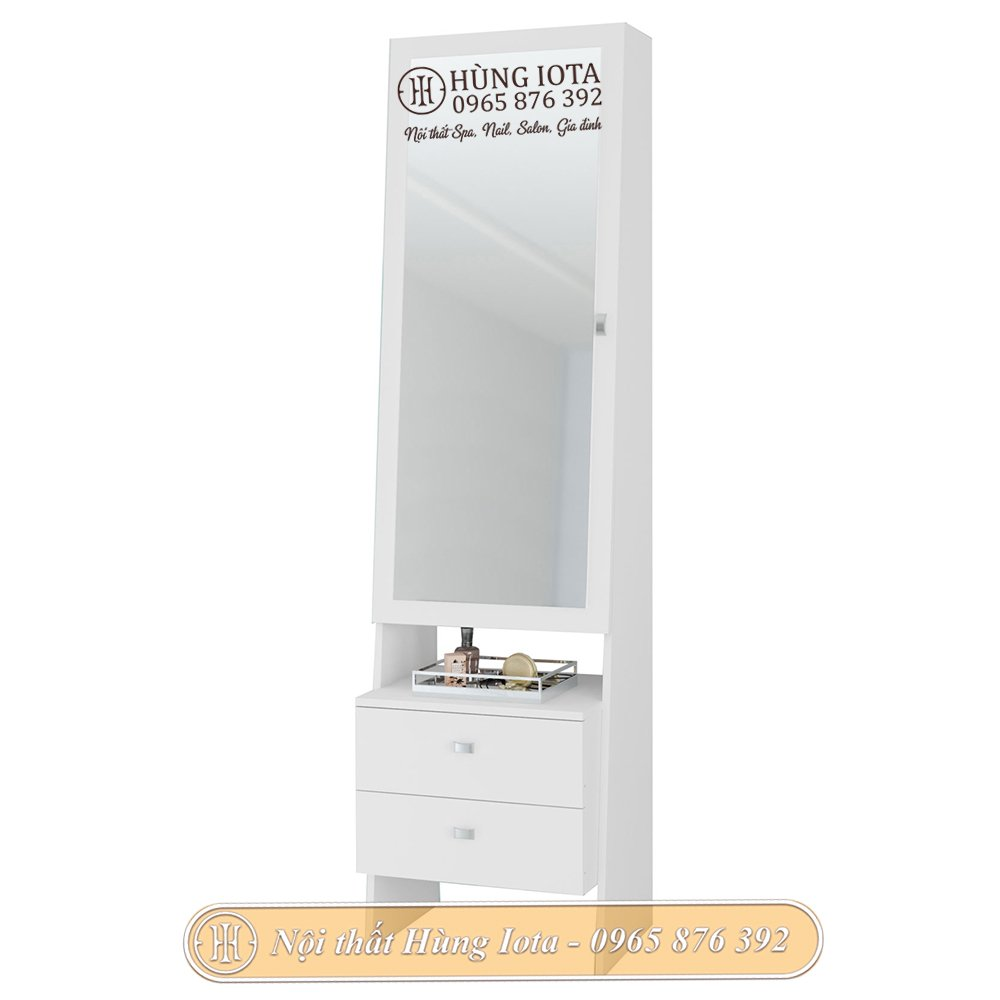 Tủ gương nội thất decor thông minh