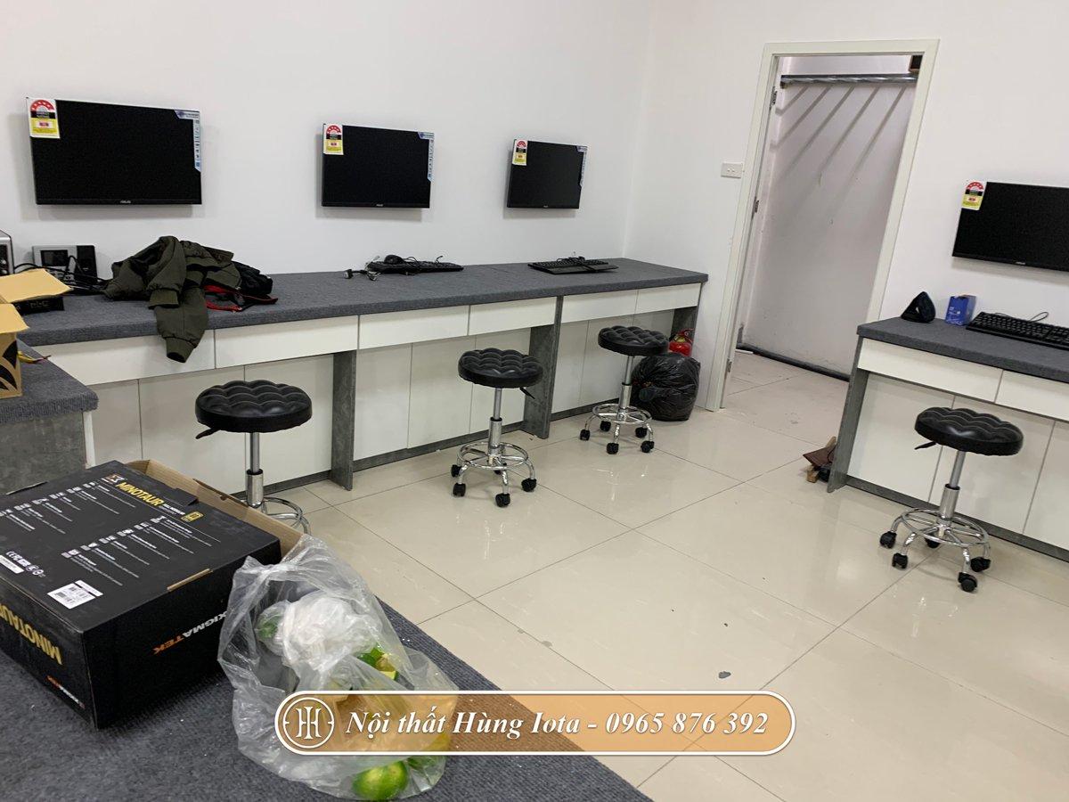 Ghế inox văn phòng giá rẻ chất lượng