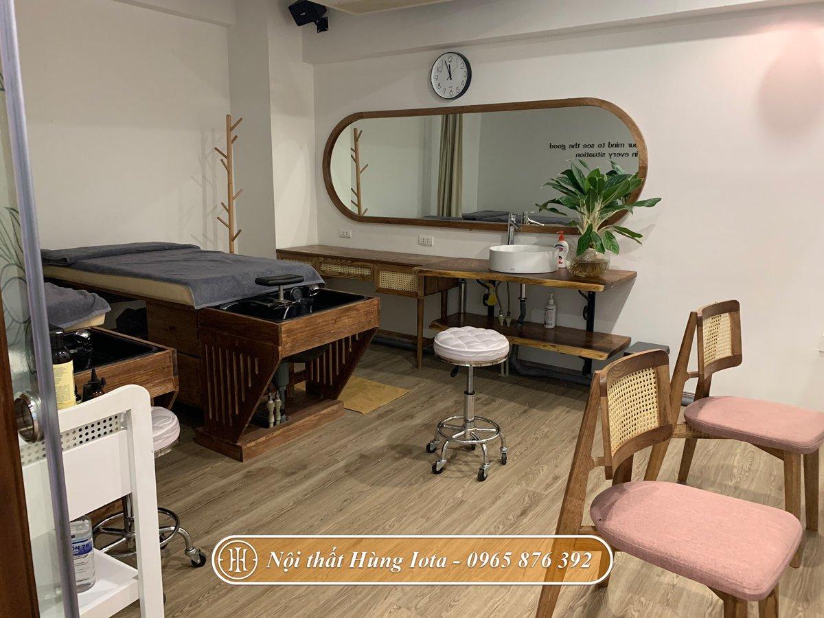 Nội thất phòng spa setup tại The M.O.C