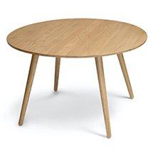 Bàn gỗ tròn decor giá rẻ nhiều công dụng BGD02