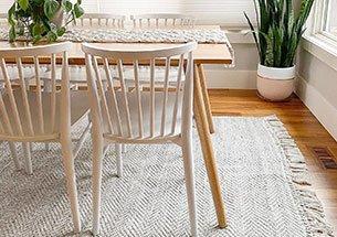 Thumb ghế ăn decor nan gỗ đơn giản